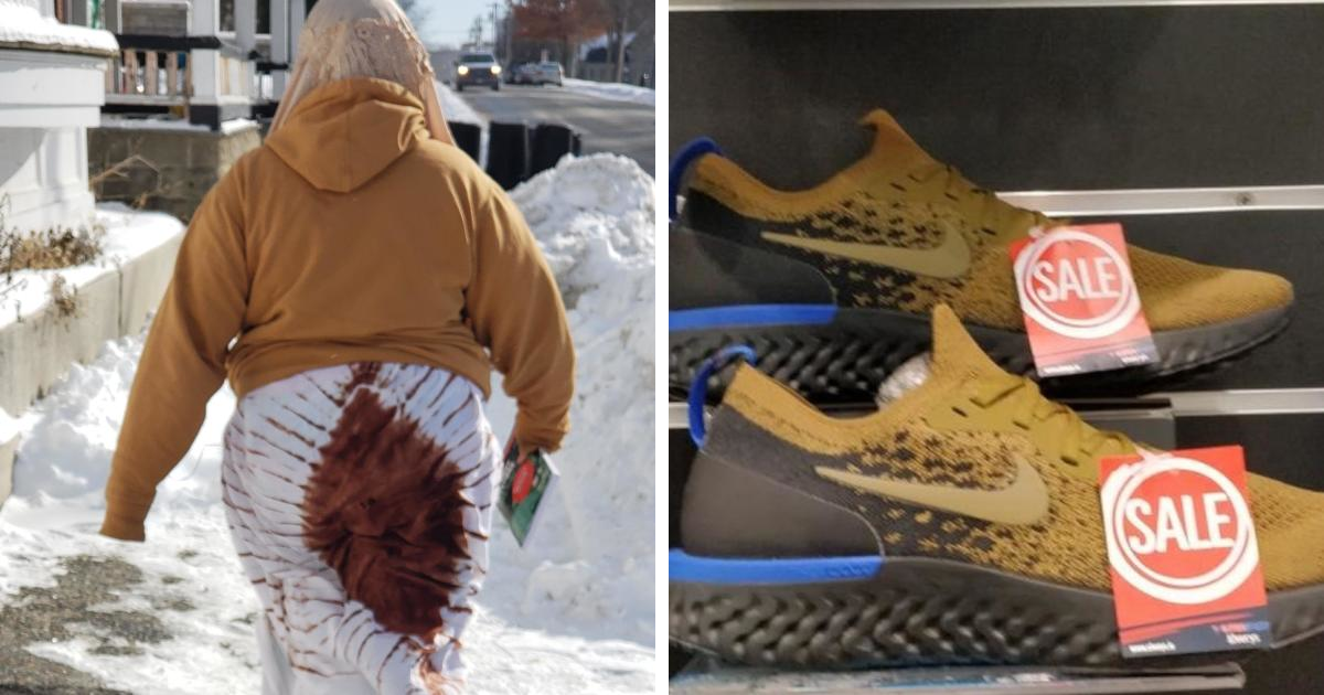 30 Times People Witnessed Hilarious Fashion Disasters And Just Had To Share