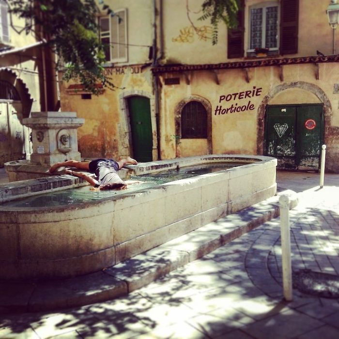 Image result for stefdies in corsica fountain