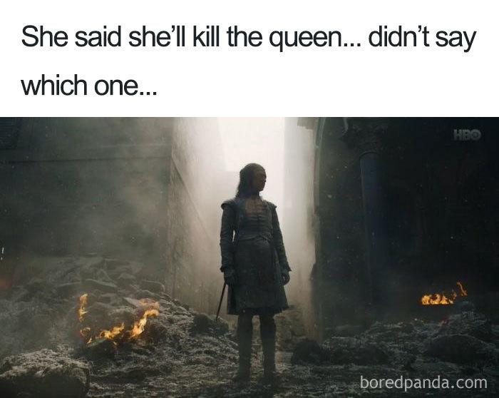 Game Of Thrones Memes Season 8 Episode 5 Reddit MEME Game of
