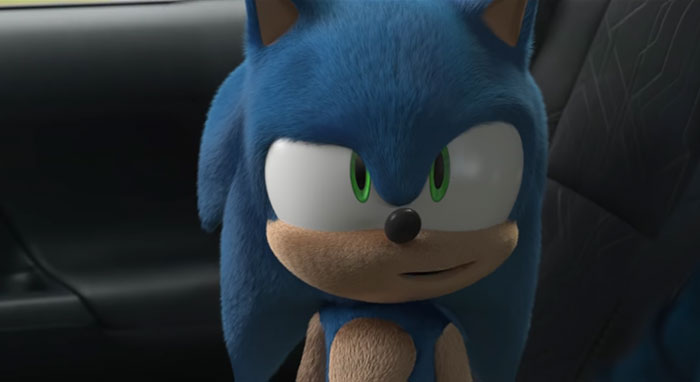 This Animator Recreated The Sonic Movie Trailer And Made Look More Like People Want It To Demilked