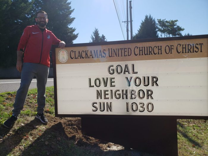 30 Wholesome Signs By The Clackamas United Church of Christ