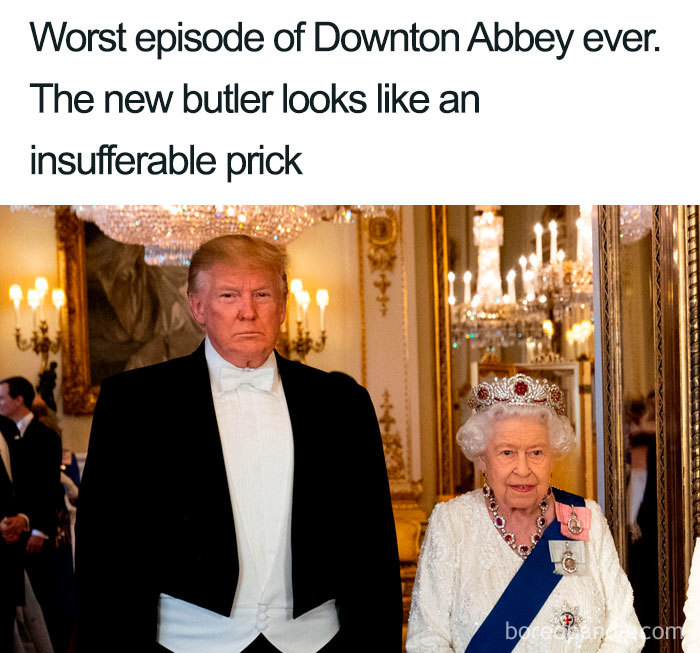 35 Hilarious Memes Welcoming Trump To The U K Demilked