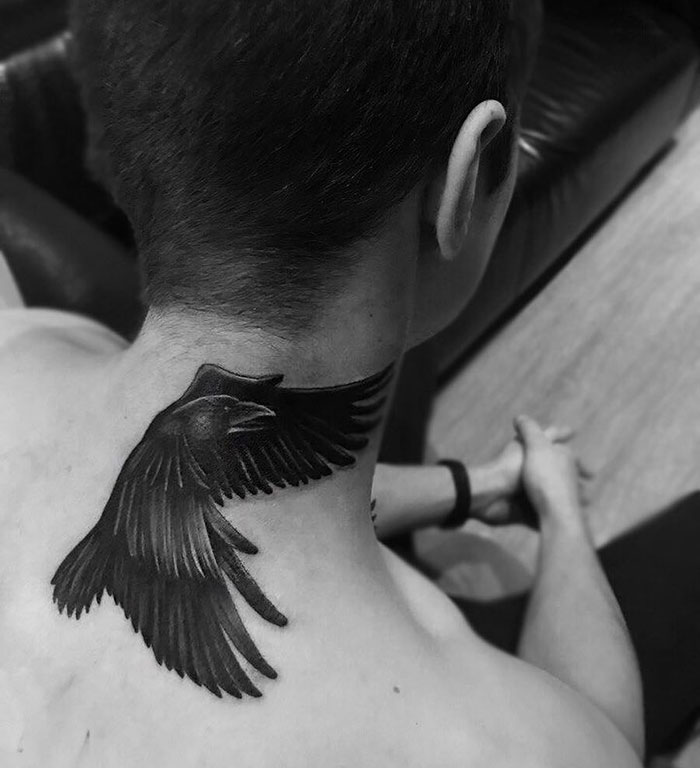 30 Of The Most Epic Neck Tattoos Demilked