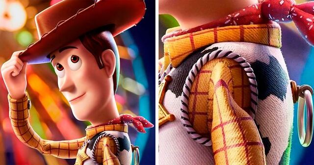 29 Examples Of The Incredible Level Of Detail In Toy Story 4
