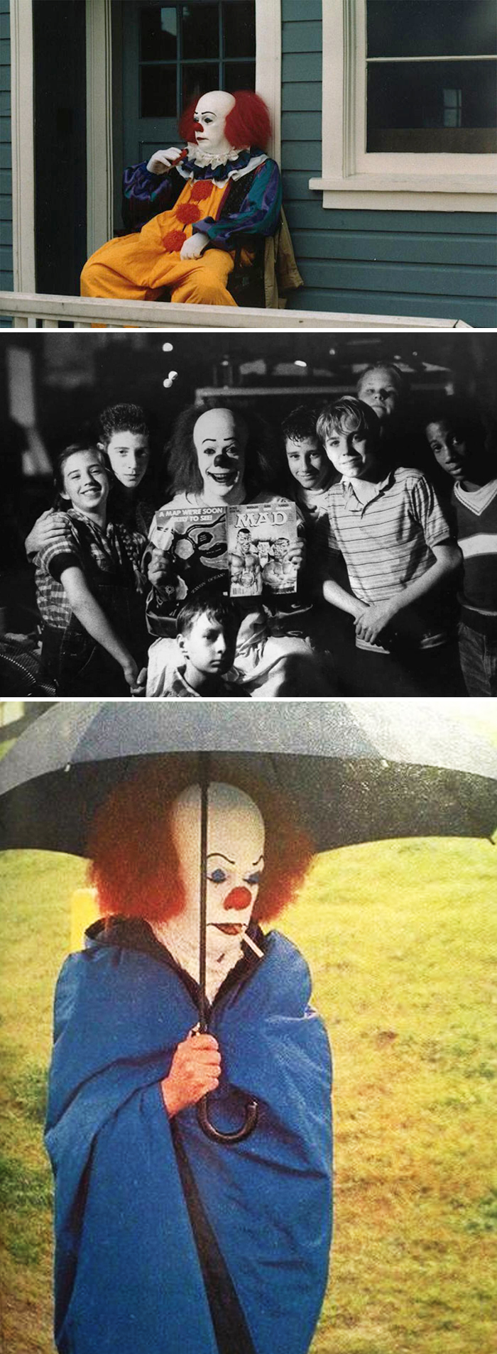 30 Unseen Photos Taken Behind The Scenes Of Famous Movies   DeMilked