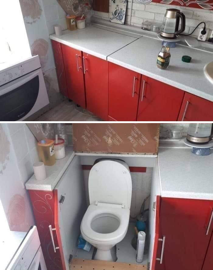 30 Times People Encountered Hilariously Terrible Kitchen