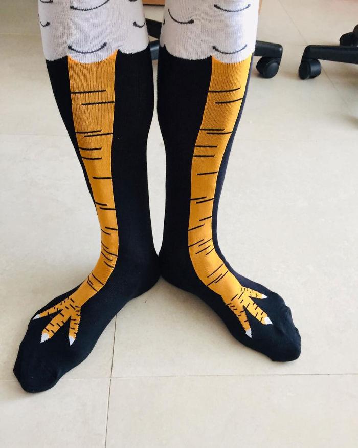 Weird Socks 5