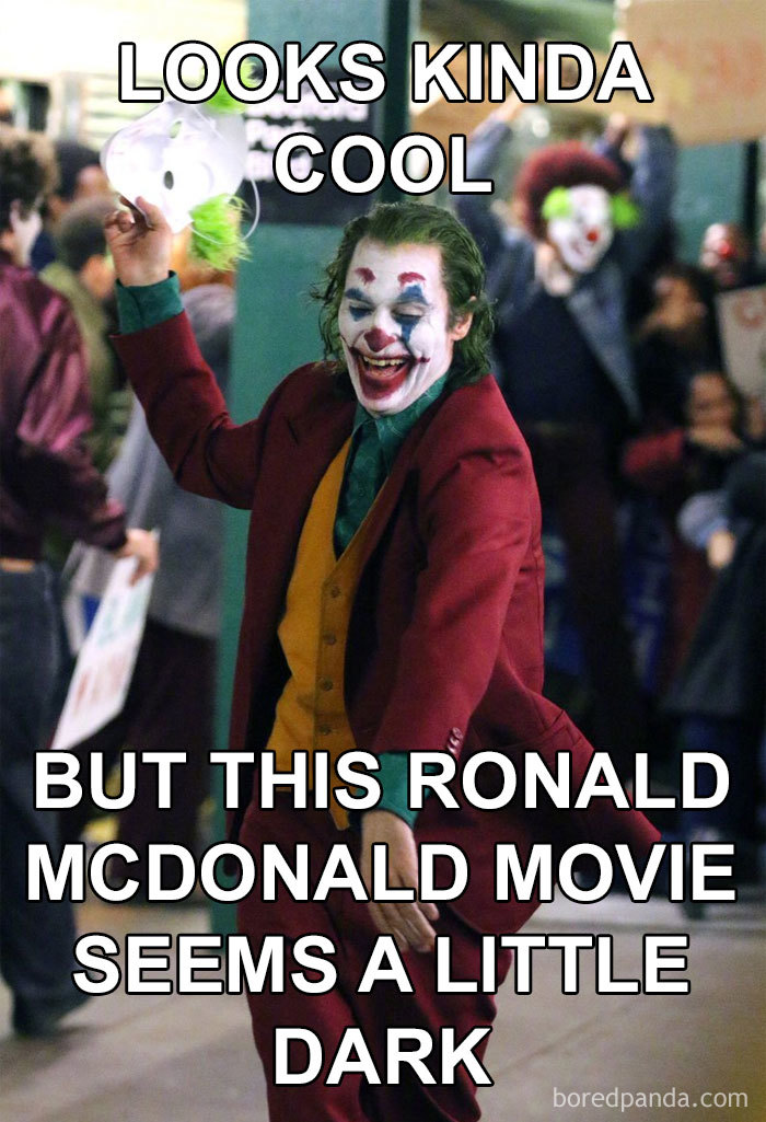 People Are Sharing Hilarious Memes Inspired By The New Joker