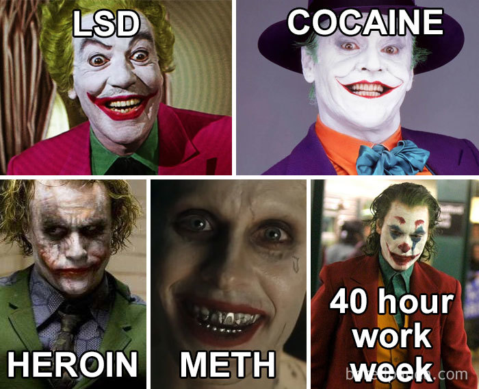 Joker Movie Memes