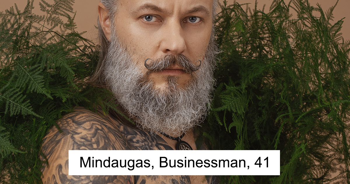 Lithuanian Photographer Crushes The Stereotypes Of Toxic Masculinity With Her International Women's Day Photoshoot