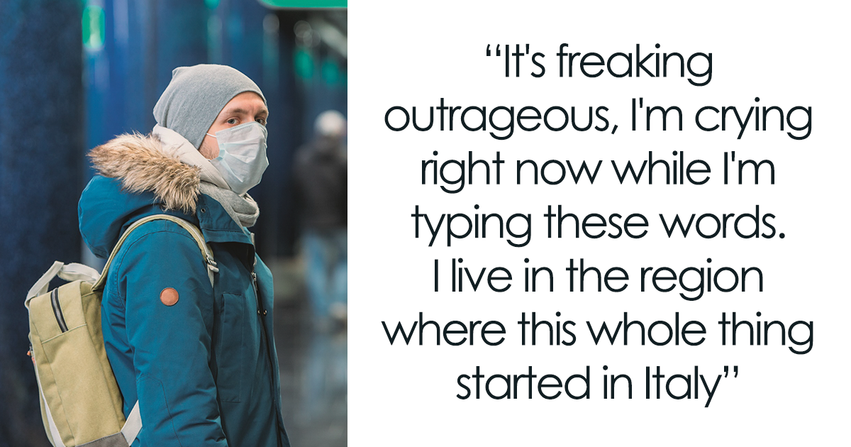 Italians Shared 30 Things That Happened In Their Country Since The Coronavirus Outbreak