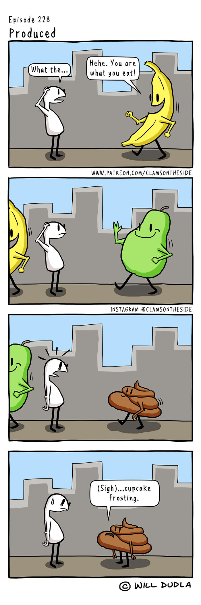 """30 Silly Comics By """"Clams On the Side"""" That Will Brighten Your Quarantine"""