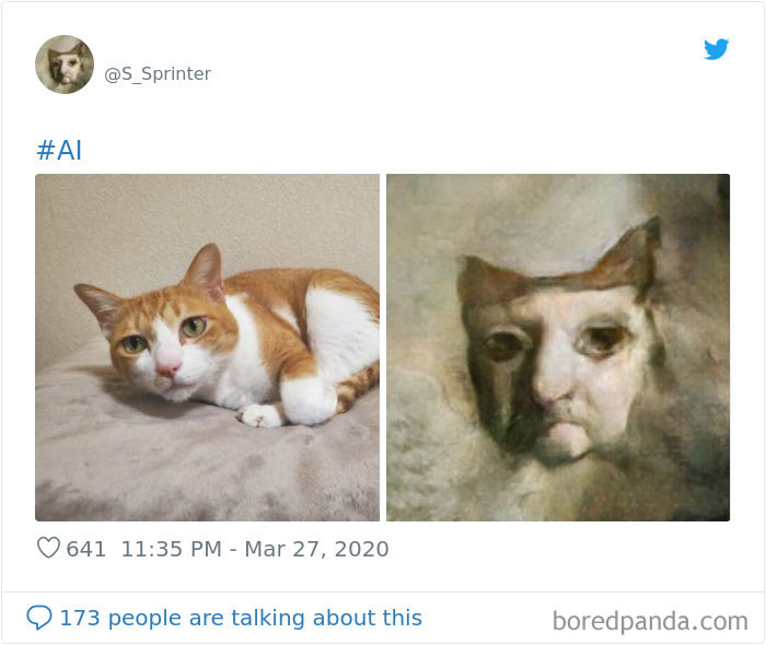 30 Times People Used AI Technology To Turn Their Photos Into Renaissance Paintings And Got Mixed Results