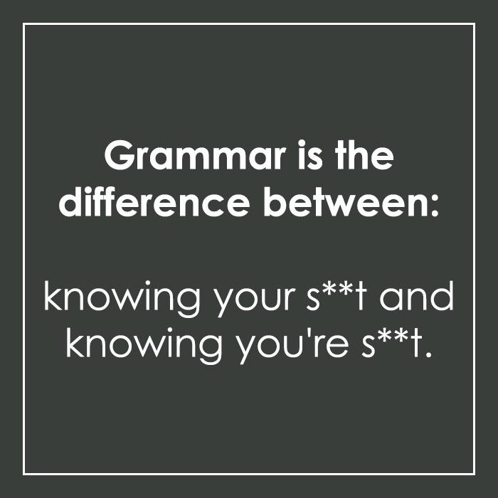24 Hilarious Language Puns And Jokes Every Grammar Geek Will Enjoy