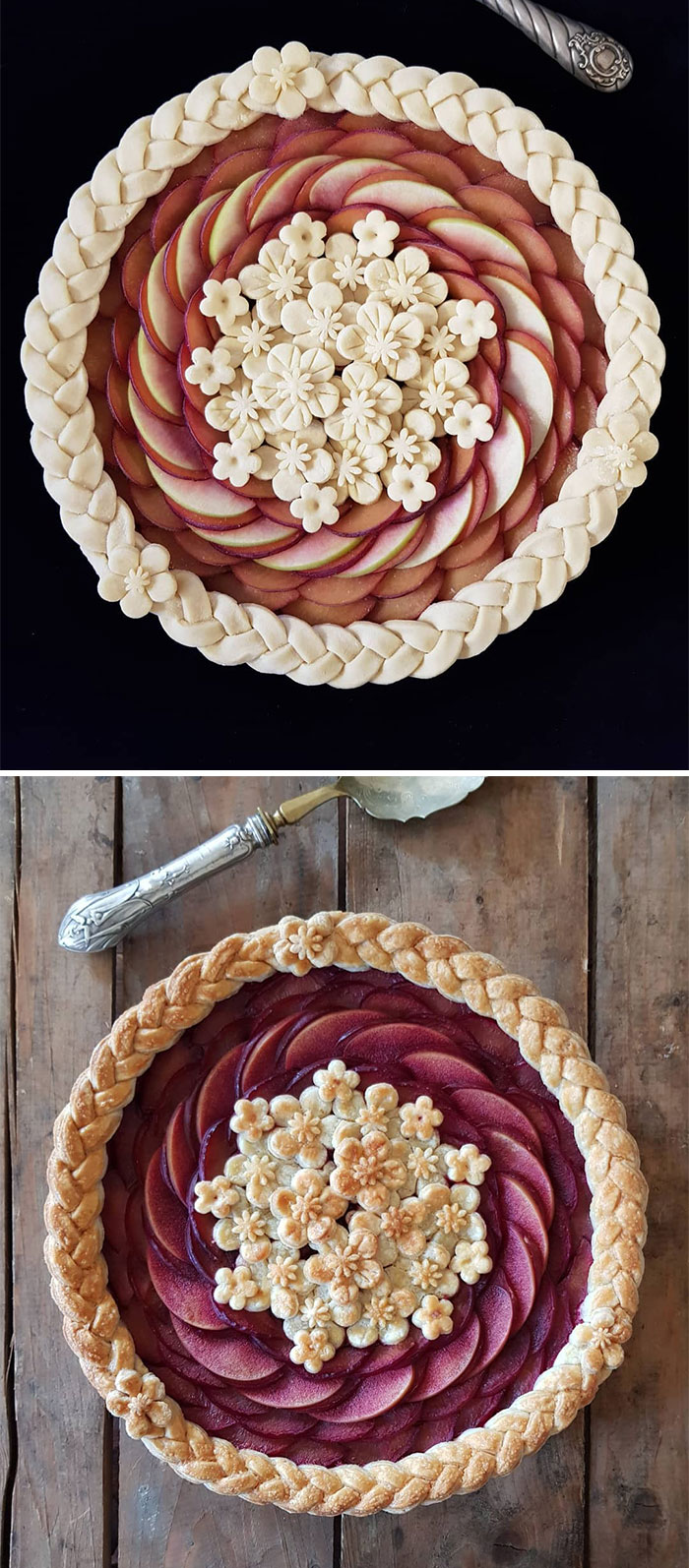 This German Baker Turned Pie Baking Into An Art Form (35 Pics)