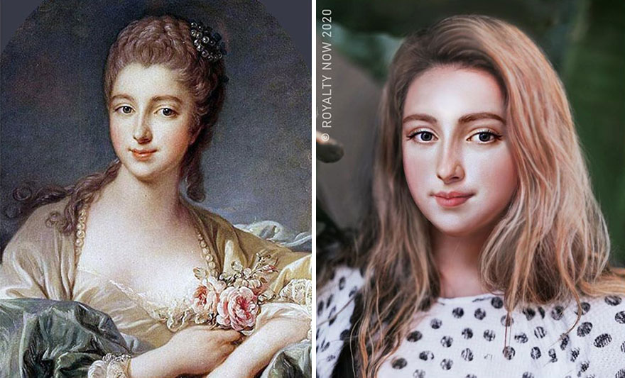 Artist Illustrates How Famous Historical Figures Would Look Like Today (18 Pics)