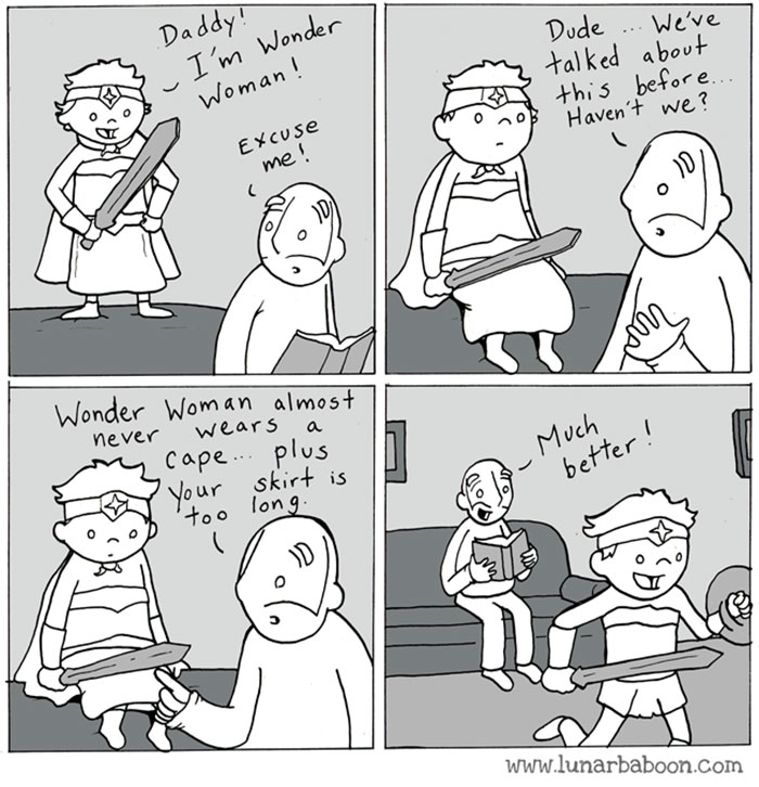 20 Funny And Wholesome Comics About Parenting And The World By Artist Chris Grady