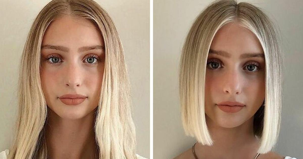 Hair women long vs short Long Layers