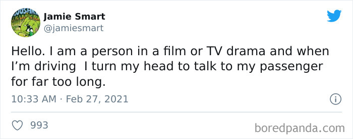 30 Funny Tweets That Perfectly Illustrate The Characters We See In Every Movie