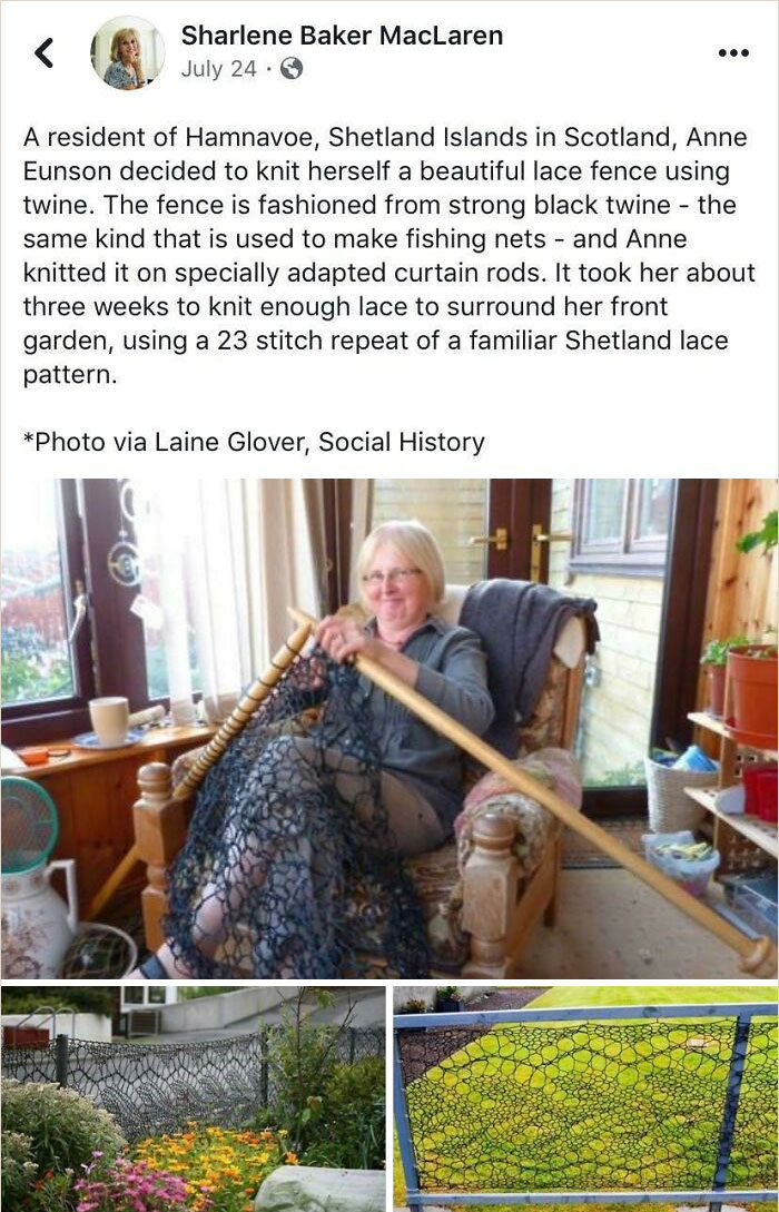 30 People Who Took Knitting To Another Level