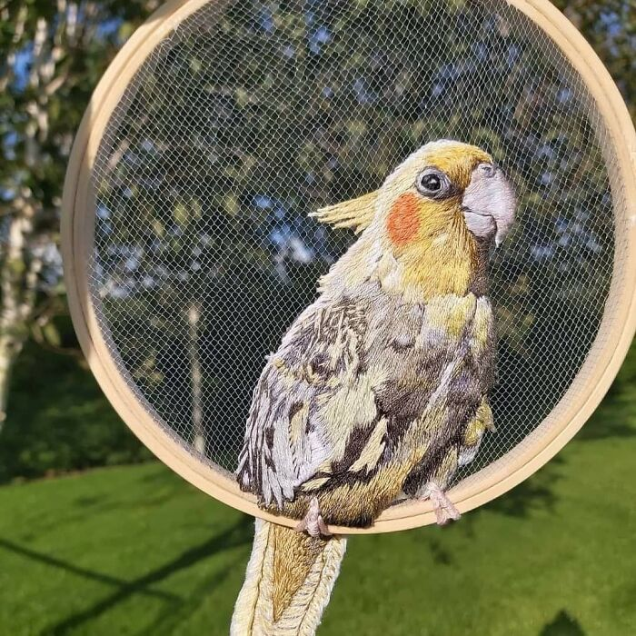 30 Times People Completed Amazing Embroidery Projects And Shared Them In This Online Group