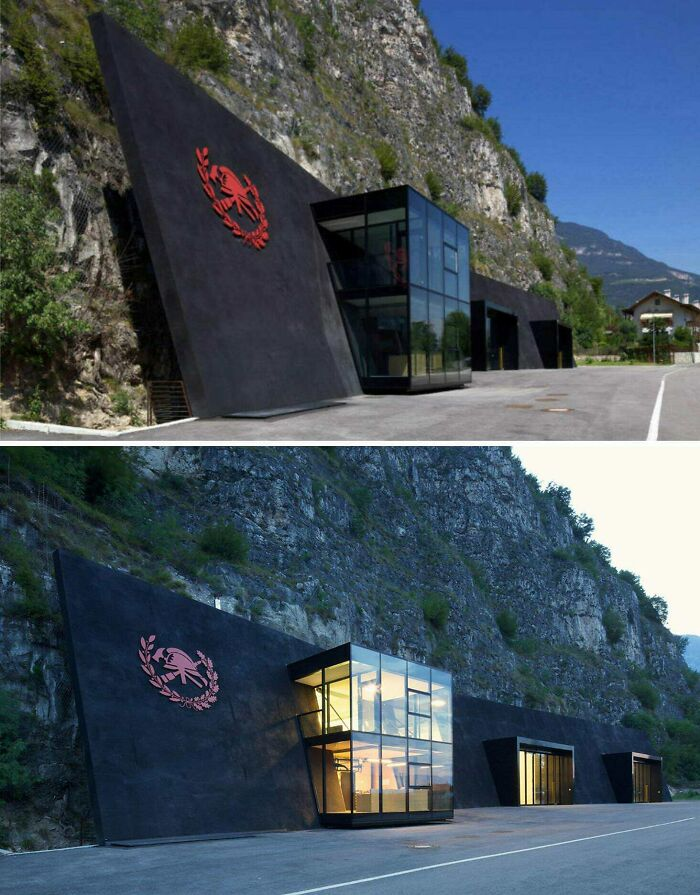 30 Buildings That Would Make The Perfect Evil Villain Lairs (New Pics)